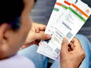 Centre Says Aadhar Can Be Given As Proof Driving License
