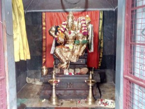 Theipirai Ashtami Pooja Bhairavar