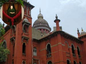 Jayalalithaa Portrait Need Be Removed From Assembly