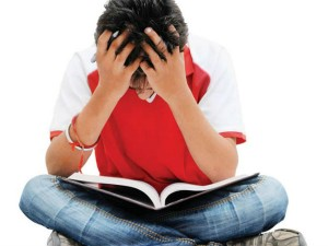 Most Of The Childrens And Adolescents Getting Exam Anxiety Disorder