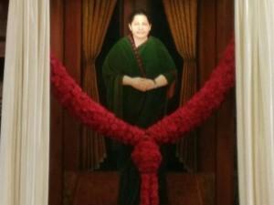 Chennai Hc Says About Jayalalitha S Portrait Installed Assembly