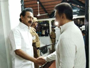 Dmk Hold All Party Meeting Cauvery Dispute