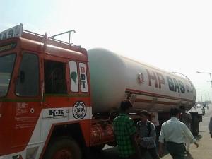 Take This Kongunadu Makkal Desia Katchi Supports Lpg Tanker Lorries Strike