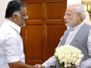 O Paneerselvam Opened Up That He Rejoined Party Due Pm Advise