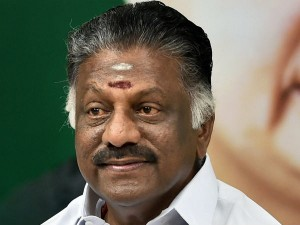 O Paneerselvam Targets Centre Cauvery Water Issue