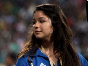 Fake Account Sachins Daughter Name