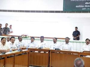 Selfishness Karnataka Causing The Cauvery Problem Cm Edappadi Palanisami