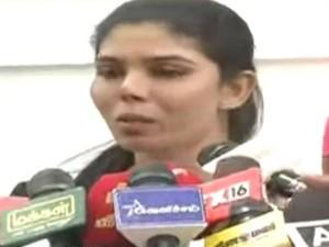 Transgender Shanvi Requested Cm Give Pressure Centre Her Job