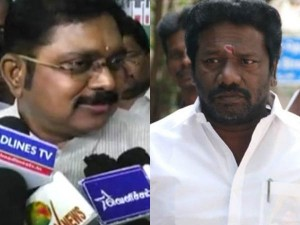 Ttv Dinakaran Karunas Not Participated Jayalalitha S Photo Inauguration