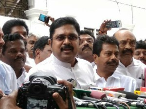 Dinakaran Supporters Fearing That This Promise Also Will Become