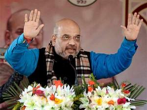 Karnataka Bjp Mp Translates Amitshah S Comment