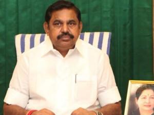 Chief Minister Edappadi Palanisami Urges Police Identify Brokers Who Calls Tamils To Andra