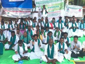 Tamilnadu Farmers Siege Pm Modi Home Today