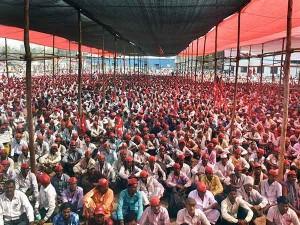 One India Tamil Editorial On Maharashtra Farmers Protest