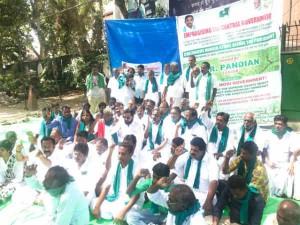 Prime Minister Modi Wants Destroy Tamil Nadu Farmers Pr Pandiyan
