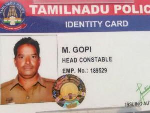 The Head Constable Dies A Heart Attack Pazhaverkadu