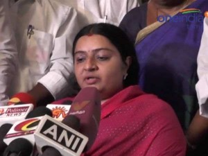 J Deepa Condemns H Raja Comment On Periyar Statue Issue