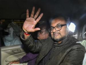 Enforcement Directorate Freezes Rs 1 16 Crore Worth Assets Karthi Chidambaram