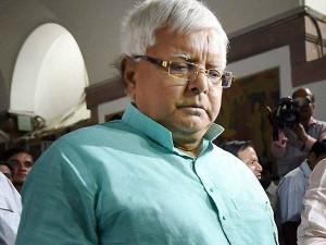 Lalu Prasad Yadav Soon Admitted Delhi Aiims