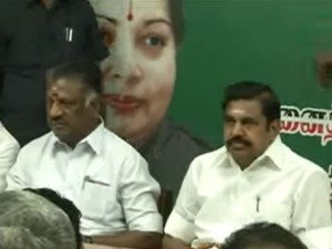 Ops Eps Condemn H Raja Comment On Periyar Statue Issue