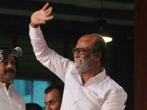 Rajinikanth Advises Students Not Come Politics