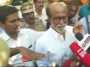Rajinikanth Is Not As Close As With Mgr
