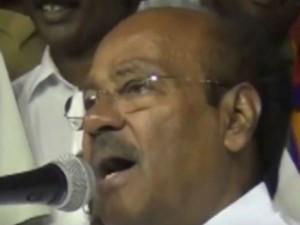 Ramadoss Needs Immediate Action On Cauvery Verdict