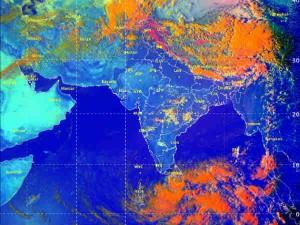 Storm Is Likely Occur Tamilnadu Coastal Areas