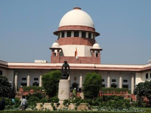 Cannot Bar Convicted Person From Heading Political Party Centre Tells Sc