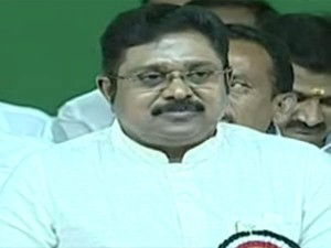 This Is The Last Budget This Government Says Ttv Dhinakaran