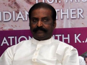 Lyricist Vairamuthu Condemns Centre Not Forming Cmb