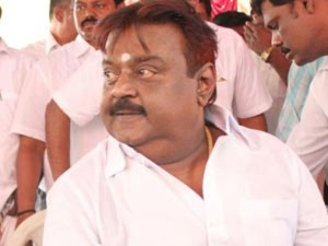 Vijayakant Comment On Tn Budget