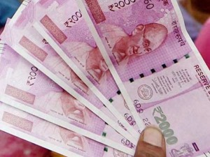 Some Conspiracy On Vanishing 2000 Rupees Notes Says Mp Cm
