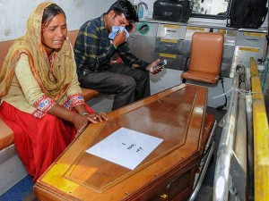 Government Announces Rs 10 Lakh 39 Workers Killed Iraq