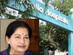 No Jayalalithaa S Blood Samples Says Apollo