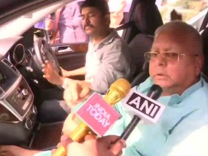 Lalu Prasad Yadav Sent From Aiims Doctors Saying That He Is