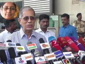 Investigation Officer Santhanam Inquires Nirmala Devi