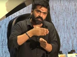 Simbu Says Thanks Karnataka Tamilnadu People