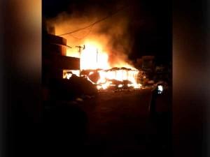Fire Accident Chennai Tambaram