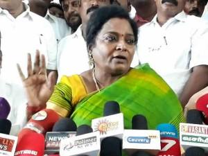 Tamilisai Says That Bharathiraja Seeman Are Ambassadors Bad