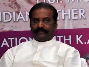 Attempt Murder Case On Seeman Is Brutal Says Vairamuthu