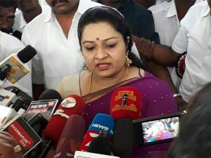 J Deepa Condemns Neet Exam Conducted Other States Tn Students