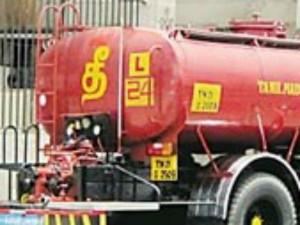 Fire Accident Nungambakkam Chennai