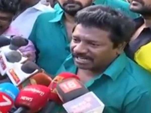 Mla Karunas Wont Participate Assembly Session