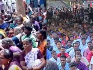 Police Warn Neduvasal Kathiramanglam Protestors