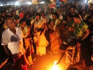 Transgender Festival End With Kalapali Koovagam