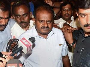 Case Supreme Court Against Kumaraswamy Oath Ceremony