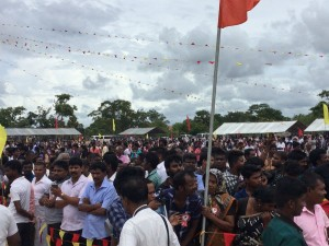 Mullivaikkal Tamils Genocide Week Marked Srilanka