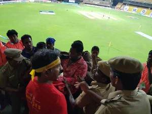 Chennai Ipl Naam Tamilar Party Madhan Arrested