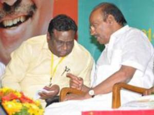 J Guru Was Right Hand Pmk Founder Ramadoss